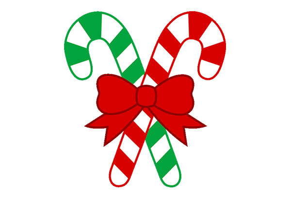 image of candy canes